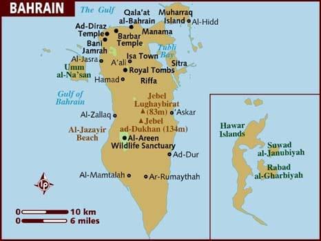 map_of_bahrain