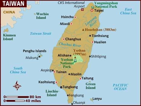 map_of_taiwan