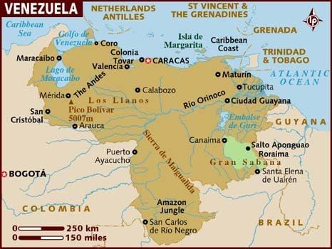 map_of_venezuela
