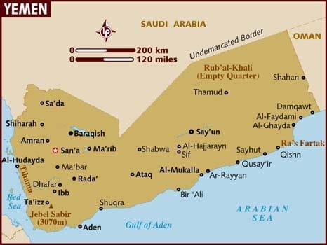 map_of_yemen